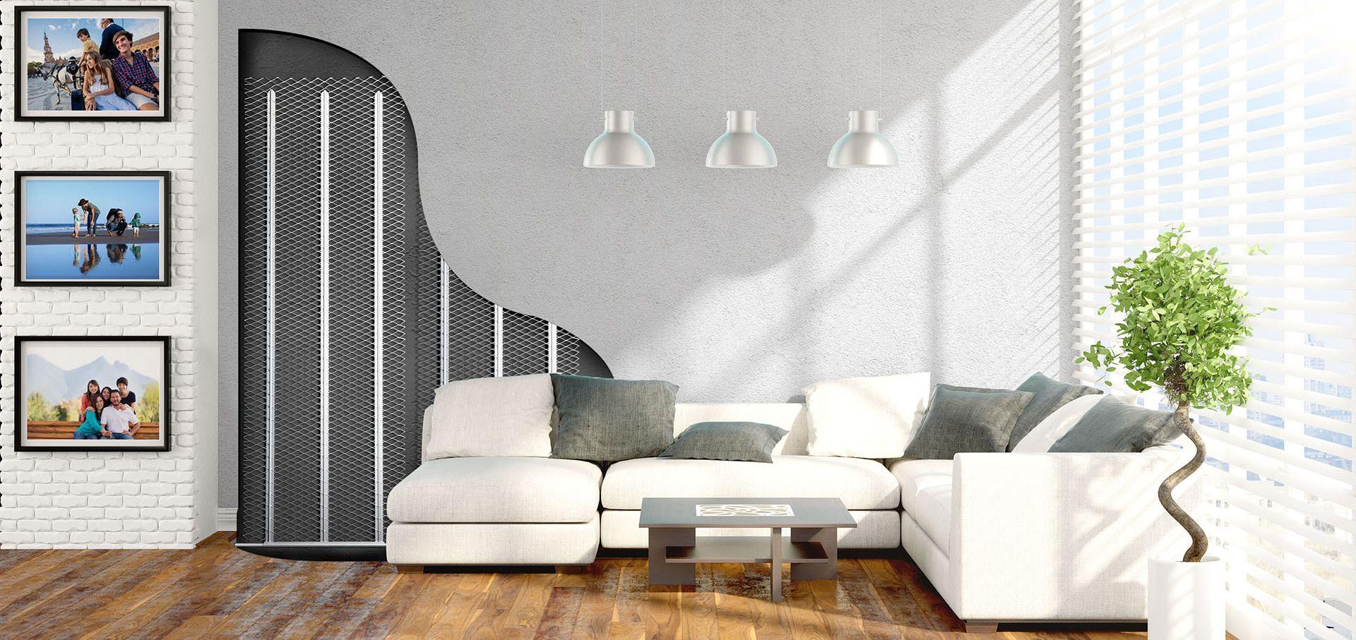 3Thermo vgradni radiatorji ogrevanje