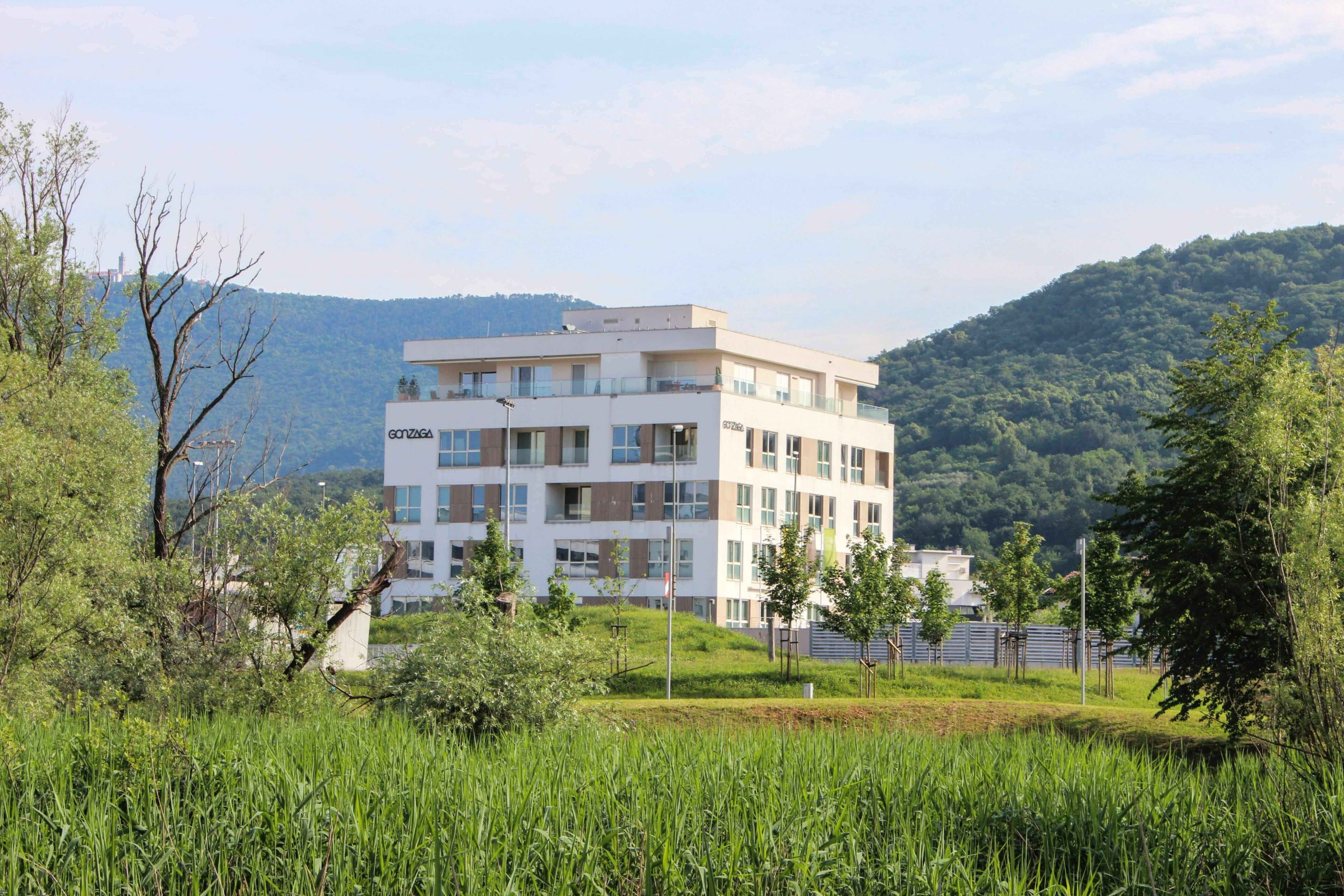 SPIT projektiranje, Poslovno stanovanjska stavba Gonzaga